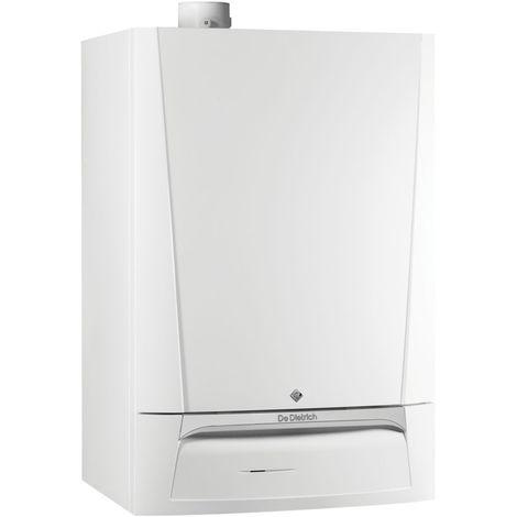 Chaudiere DE DIETRICH murale gaz condensation ECS EVODENS AMC 25/28 BIC classe energetique A/B Ref HR132 / 7670371