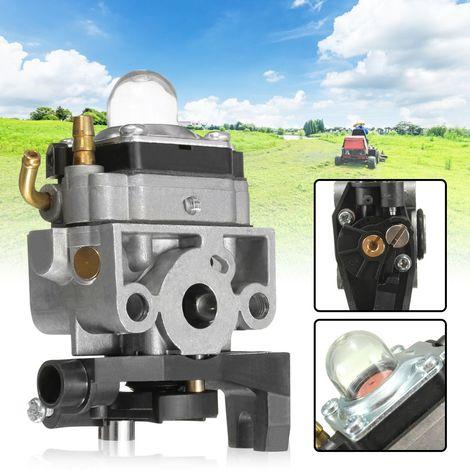 Carburateur de tondeuse à gazon pour Honda 16100-Z0H-825 GX25 GX35 & K1 Stroke Engine Sasicare