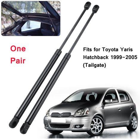2Pcs Support Ressort Vérin Hayon Coffre Arrière Pour Toyota Yaris Hatchback 1999-2005