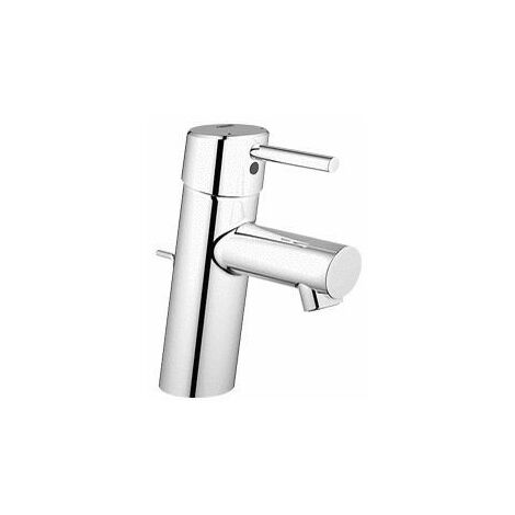 Grohe 32202 10L Concetto Basin Mixer with Pop-up Waste Chrome 3220210L