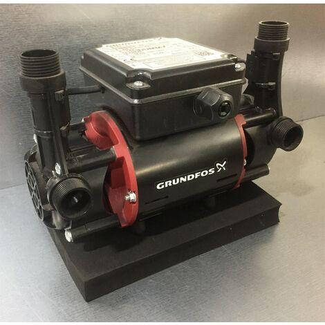 Grundfos Shower Pump Anti Vibration Mat - Noise Reducing Pump Mounting Pad