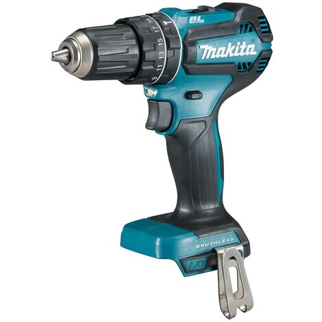 Makita DHP485Z 18V LXT Lithium Ion Brushless Combi Hammer Drill - Bare RP DHP484