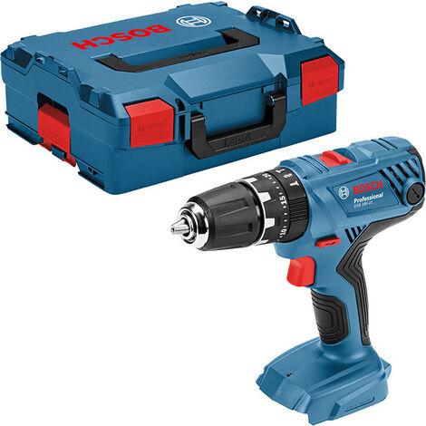 Bosch GSB 18V-21 18v 2 Speed Combi Hammer Drill Driver Bare Unit & LBOXX Case