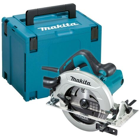 Makita HS7611J 240v Circular Saw 190mm 1600w 5500 RPM - Includes MakPac Case