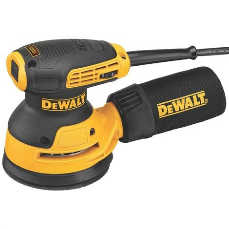 Dewalt DWE6423 110v Corded Random Orbit Orbital Sander 125mm 280W