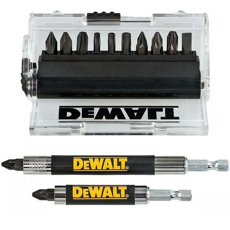 Dewalt DT70512T Impact Torsion 14 Piece Screwdriving Set + Magnetic Drive Guides