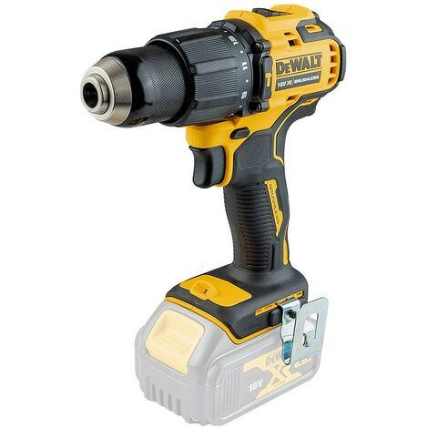 Dewalt DCD709N 18v XR Li-Ion Brushless Compact Combi Hammer Drill - Bare