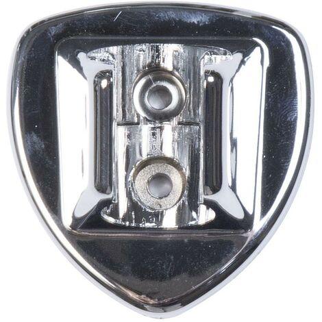 Croydex Universal Chrome Shower Head Handset Bracket Wall Mounted AM251241