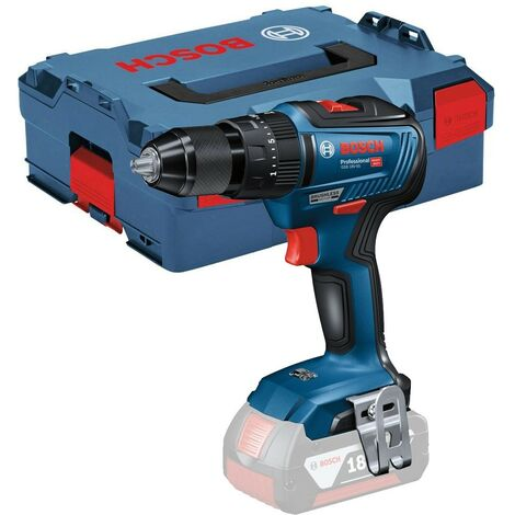 Bosch 18v GSB 18V-55 Brushless Combi Hammer Drill GSB18 Bare + Lboxx Case