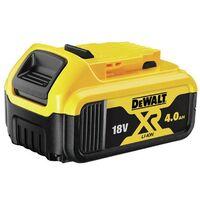 3 x Dewalt DCB182 4.0ah 18v XR Lithium Ion Battery + DCB115 Charger Power Pack