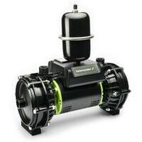 Salamander RP75TU 2.0 Bar Right Twin Impeller Shower Pump Negative Head & Hoses