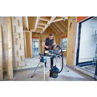 Bosch GCM18V-216 18V BITURBO Cordless Mitre Saw 216mm 1600W 216mm + Leg Stand