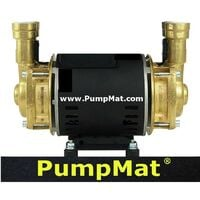Pumpmat Shower Pump Anti Vibration Mat Noise Reducing Pad - Salamander Grundfos