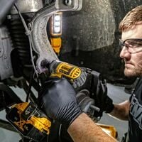 "Dewalt DCF880N 18V XR Li-Ion 1/2"" Compact Impact Wrench Bare + Tstak Carry Case"