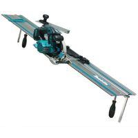 Makita DHS680Z 18v Lithium Brushless Circular Saw 165mm + Guide Rail Adaptor