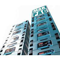 Makita 18v Cordless Orbital Sander Makpac Tool Case with Inlay for DBO180 DBO140