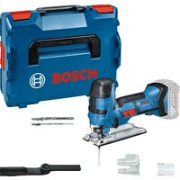 Bosch 18v GST 18 V-LI S Cordless Jigsaw Barrel Bosch GST18VLIS + L-BOXX Case