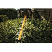 Dewalt DCM563P1 18v Cordless Hedge Trimmer Cutter + 1 x 5.0ah Battery + Charger