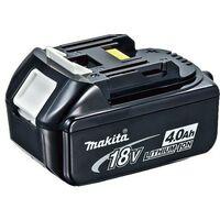 2 X Makita 18V 4.0Ah Li-Ion LXT Battery BL1840 BL1840B 4AH 196399-0 Genuine UK
