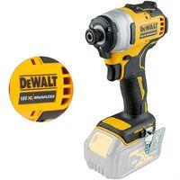 Dewalt DCK2062D2 18v Brushless DCD709 Combi Drill DCF809 Impact Driver 2 x 2.0ah