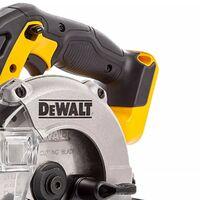 DeWalt DCS373N 18v XR Metal Cutting Cordless Circular Saw 140mm - Bare Unit