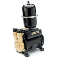 Salamander CTFORCE 20SU 2.0 Bar Brass Single Impeller Shower Pump Negative & Mat