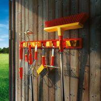 Wolf Garten Multi Change Tool Rack Hanger Holder Store UMM