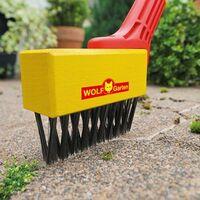 Wolf Garten Patio Weeding & Moss Brush FBM Garden Multi Change Twin Pack FBME