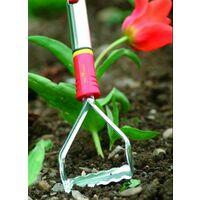 Wolf Garten Small Push Pull Weeder 10cm RFM10 Garden Multi Change