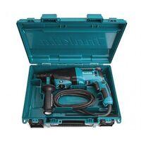 Makita 240v SDS + Rotary Hammer Drill HR2630 Heavy Duty + 10 SDS Bits + Chisels
