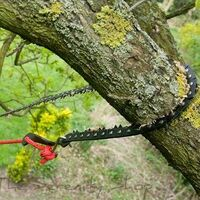 Darlac Pocket Rope & Chain Hand Saw Pruner Cutter Roots Logs DP164 High Pruning