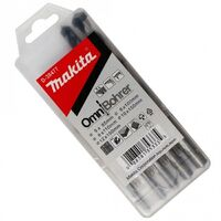 Makita D-30477 Omnibohrer Performance Multi Purpose Drill Bit Set 5 6 8 10 12mm