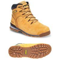 DeWALT Carlisle Tan Safety Work Boots Steel Toecap UK Sizes 11 + DeWALT Boot Bag