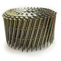 Tacwise 0996 2.1 x 40mm Galvanised Coil Nails Flat Top 14000 Nails FCN57V