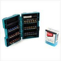 Makita Makpac 66 Piece Drill Screwdriver Accessory Set + Combi Drill Case +Inlay