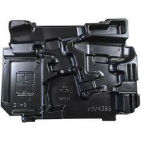 Makita 838439-5 MAKPAC Inlay Type 1 Case Drill Impact Driver HP331D DF331D TD110