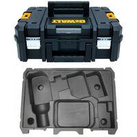 Dewalt DWST1-70703 TStak II SDS Grinder Tool Storage Box T-STAK DCG405 Grinder