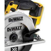 DeWalt DCS391D2 18v Heavy Duty XR Circular Saw + 2 x 2.0ah, Charger + Bag
