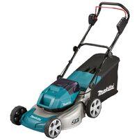 Makita DLM460Z 18v / 36v LXT Cordless Lawn Mower 2 x 6.0ah Battery + Charger