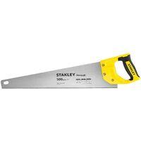 Stanley Sharpcut Handsaw 20 Inch 500mm 11TPI STA120371 1-20-371 STHT20371-1