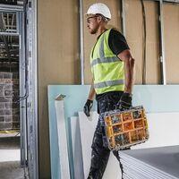 Dewalt DWST82968-1 TSTAK Watersealed Stackable Tool Fixing Organiser Case Clear