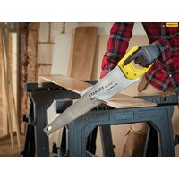 X10 Stanley Sharpcut Handsaw 20 Inch 500mm 11TPI STA120371 1-20-371 STHT20371-1