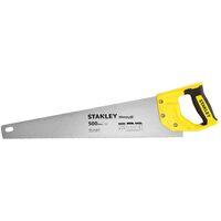 X10 Stanley Sharpcut Handsaw 20 Inch 500mm 7TPI STA120367 1-20-367 STHT20367-1