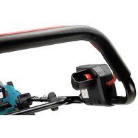 Makita DLM432 Twin 18v / 36v LXT Cordless 43cm Lawn Mower Soft Start 4 x 5AH
