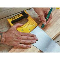 X10 Stanley Sharpcut Handsaw 22 Inch 550mm 7TPI STA120368 1-20-368 STHT20368-1