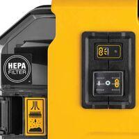 Dewalt DWH161 18V 54V XR Universal Dust Extractor Vacuum + Battery + Charger