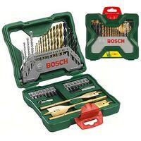 Bosch 40 Piece X-Line Drill Screwdriver Bit Set 2607019600 Wood Masonry Metal
