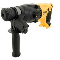 Dewalt DCH133M1 18v Brushless SDS Hammer Drill 3 Mode 1 x 4.0ah + Dust Extractor