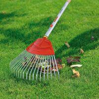 Wolf Garten Lawn Grass Rake 50cm UBM Garden Leaf Grass Multi Change