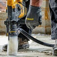 DeWalt DWH201D Combi Drill SDS Plus Dust Collector Set - DCH273 DCH133 DCD996